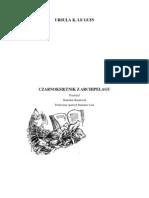 Le Guin Ursula K. - Ziemiomorze 01 - Czarnoksiężnik z Archipelagu