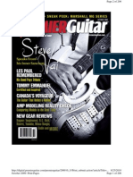 Premier Guitar - October 2009