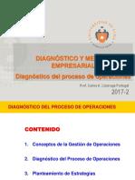 2017-2 Demp Diagnóstico de Operaciones y Producción