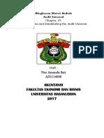 Rmk Audit Internal Bab 10_nur Amanda Sari (a31114006)