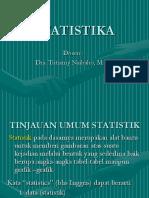 Statistika (Medistra)