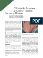 9. 068030216 (Treatment - Colchisine)