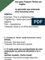 Técnica de Tradução 2