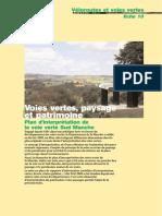 Fiche VVV No10 Paysage Et Patrimoine