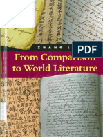From Comparison to World Literature