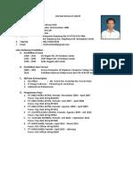 CV Shofwan Hilal