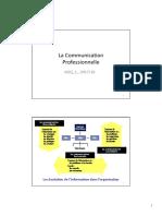 Communication Professionnelle 2017 AGQ