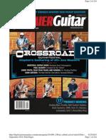 Premier Guitar - September 2010