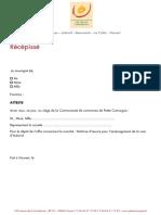 (Recepisse Depot)-Lefevre 1016220612