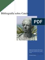 Bibliografia de Catulo