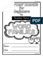 Word Families (1)