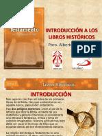Introducción a Los Libros Históricos