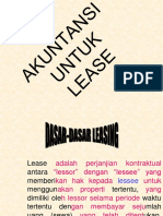 Akuntansi Untuk Lease