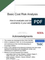 CEB 07 Risk Analysis Basic
