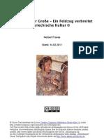 Alexander der Große - Ein Feldzug verbreitet griechische Kultur