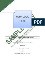 IPPA1 Sample