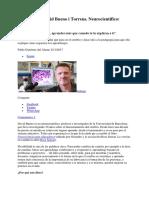 Entrevista a David Bueno i Torrens