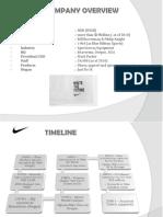 Nike Strategy