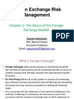 Chapter-1The Basics of FX Management