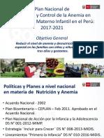 1 Plan Anemia - Ministerio de Salud