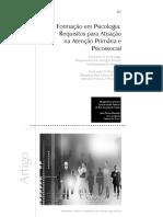 Dimenstein e Macedo. Formação em psicologia requisitos para atuação na atenção primária e psicossocial.pdf
