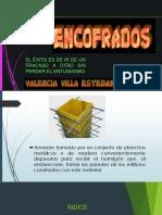 ENCOFRADOS RESUMIDO 100%