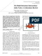 Valve Literature Review