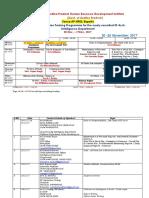 ID - Programme Schedule (2)