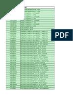 Importacion Excel