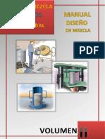 Manual de Diseño de Mezcla