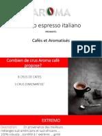 Crus aroma cafe maroc www.aromacafe.ma