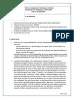 Interpretacion de Planos - Gfpi-f-019