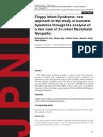 Floppy Infant Syndrome.pdf