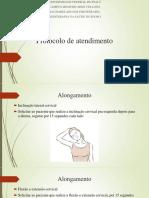 Protocolo Dia Do Fisioterapeuta