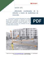 Reseccion-EstacionLibre-Triseccion