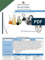 Unidad de Aprendizaje Quimica Organica 16.