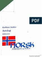 Norsk Nordmenn Og Norge Textbook 2