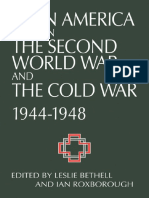 Leslie Bethell editor, Ian Roxborough editor Latin America between the Second World War and the Cold War Crisis and Containment, 1944–1948.pdf
