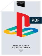 Twenty Years of Playstation