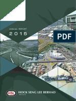 HSL Annual Report 2015