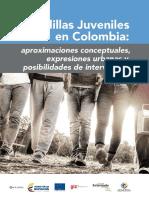 Pandillas en Colombia