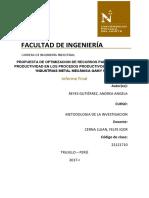 Informe Final Metin