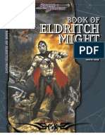 Book of Eldritch Might I