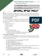 Estrutura Para Trabalho Avaliação CEFII