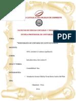 Monografia Contable III Unidad Quispe Velasquez Christian