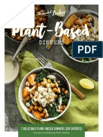 Plant Based Dinners eBook