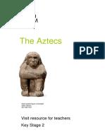 Visit Aztecs KS2