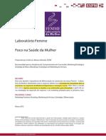 Estudo de Caso Laboratorio Femme - AVALIACAO