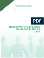 Instructivo Para Cargue de Archivo Plano -COOMEVA