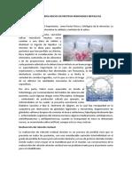 Principios Biologicos en Protesis Removibles Metalicas